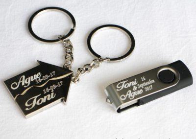 USB Fotomatón bodas