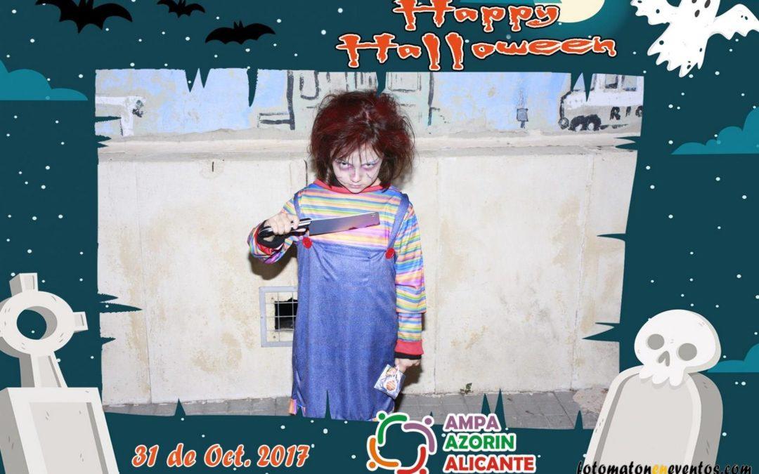 Fotomaton Fiesta Halloween
