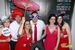 Fotomaton en Cartagena -