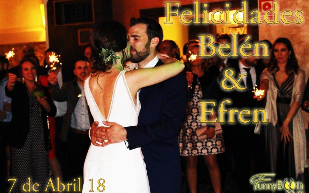 Fotomatón en Alicante – Boda Belén & Efren 7 de Abril 18