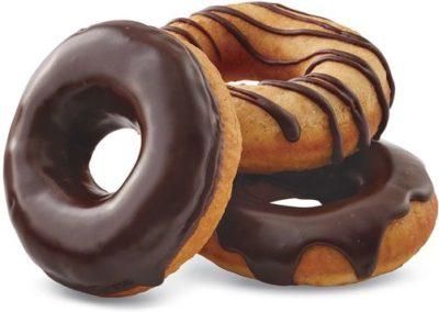 Los mejores donuts, esponjosos y con un sabor extremo.