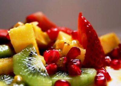 Variado de frutas, para conseguir una gran explosión de sabores.