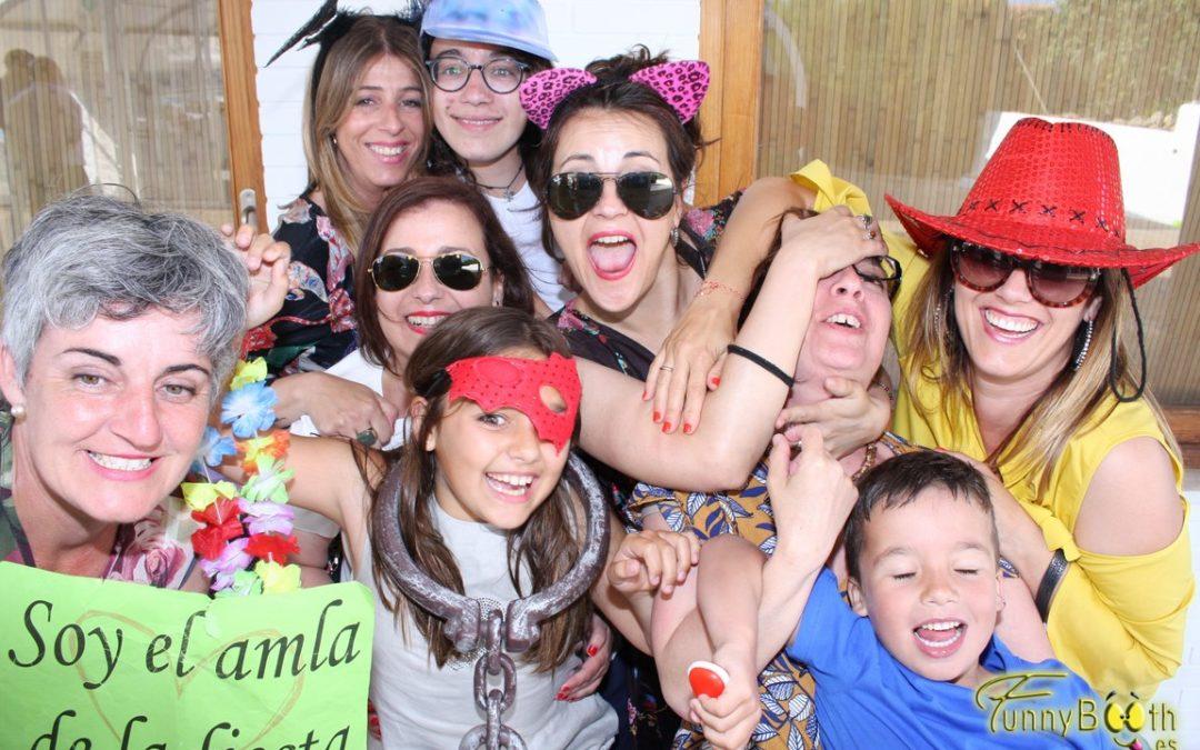 Comunión Vilajoyosa Laura, Ferran y Helena 20 de Mayo