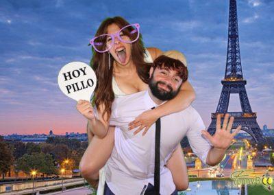 Una de París