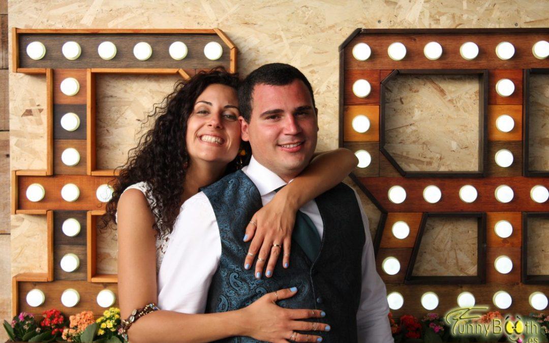 Fotomatón Busot – Boda de Raúl y Rebeca 9 de Junio