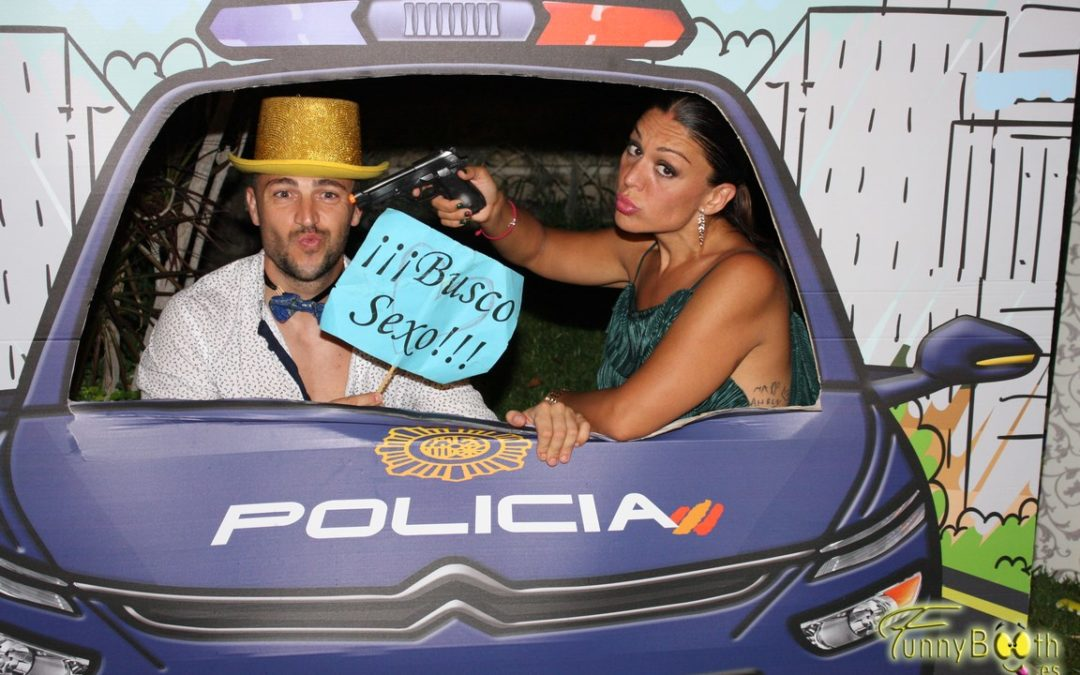 Boda Alan & Melani – Fotomatón en Gandia 7 de Julio 18