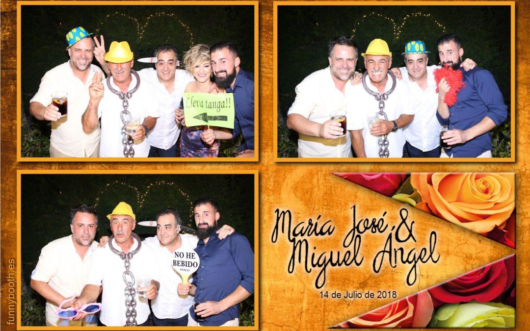 Boda Miguel Angel & Mª José – Elche – 14 De Julio