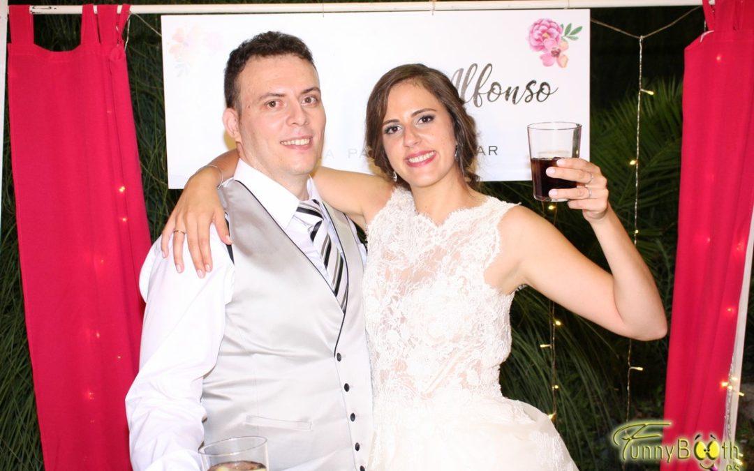 Boda Alfonso & Ana Belén 28 de Julio