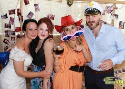 Foto con la novia