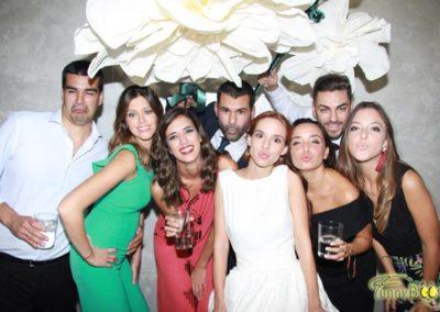 Resumen de la boda