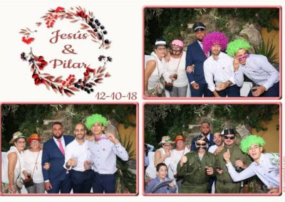 fotomaton para boda