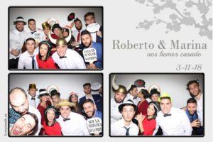 Photocall para boda en Alicante
