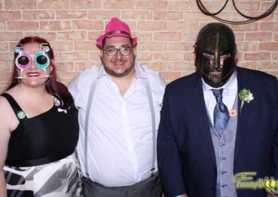 fotomaton para boda catral